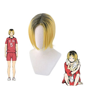 Парик Кенма - Волейбол (неуложенный)