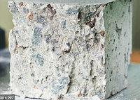 Цементирование и исследования бетона