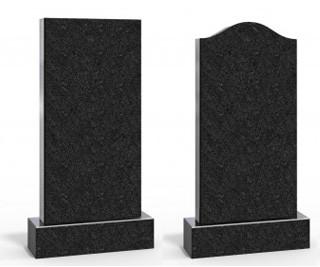 памятники из черного гранита цена