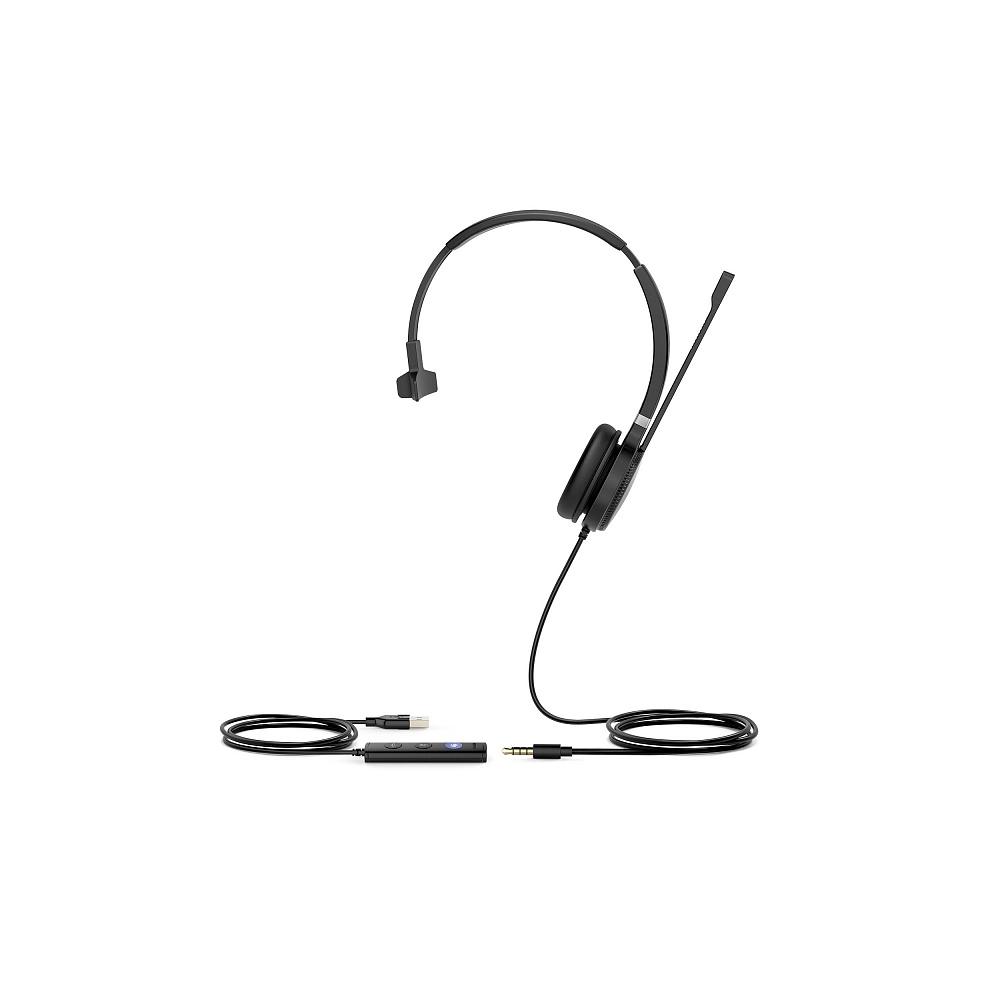 Проводная гарнитура для SIP телефонов Yealink UH36 Mono-Teams