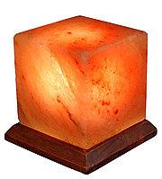 Соляная (солевая) лампа Куб 5-6 кг.