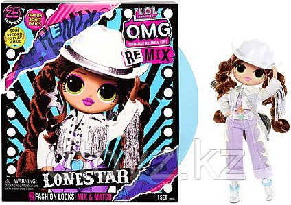 Модная Кукла OMG Remix Lonestar