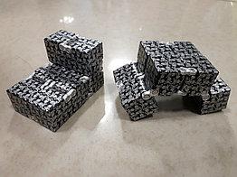 """Infinity Cube"" игрушка-антистресс. Инфинити куб. Кубик бесконечность."