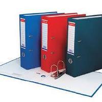Папка-регистратор 72 мм , разных цветов