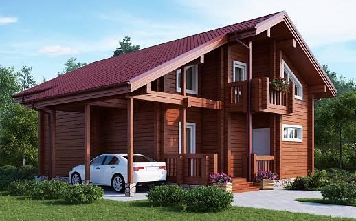 Проект дома №2260
