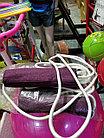 """Набор веревок настенных для занятия йогой """"Куранта"""" в комплекте 4 веревки с болстерами, фото 2"""