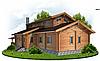 Проект дома №241, фото 2