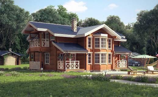 Проект дома №2235