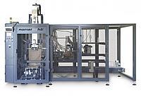Автоматическая упаковка продуктов в готовые бумажные или полиэтиленовые пакеты. GOLEM 200
