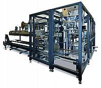 Автоматическая упаковка продуктов в готовые бумажные или полиэтиленовые пакеты. GOLEM 300