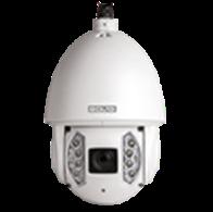 VCI-529 Купольная сетевая видеокамера, цветная, 2Мп, объектив 6 -180 мм