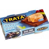 Trata тунец в собственном соку, 160 гр