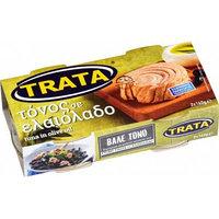Trata тунец в оливковом масле, 160 гр