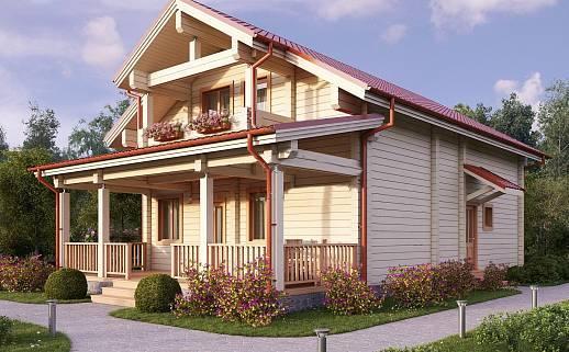 Проект дома №2207