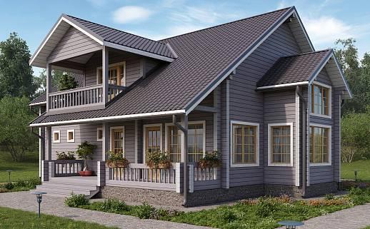 Проект дома №2275