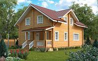 Проект дома №0002, фото 1