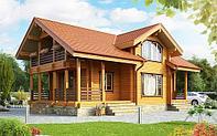 Проект дома №202, фото 1