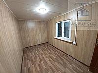 Утепленный контейнер под прорабскую 40ф