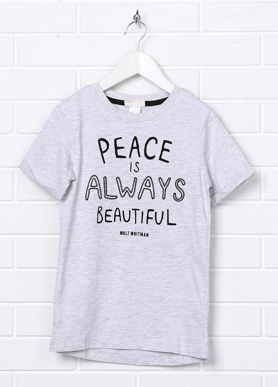 H&M Детская футболка - Е2 110