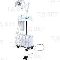 30 Ветеринарная стоматологическая передвижная установка 1 Предназначена для использования в ветеринарных