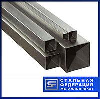 Квадратная стальная труба 35*35*1.5 08Х18Н10 ГОСТ 8639-82