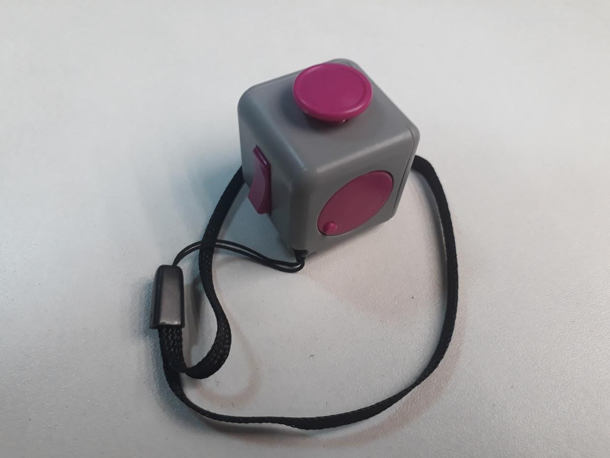 Кубик-антистресс Fidget Cube. Фиджет куб. Оригинал.