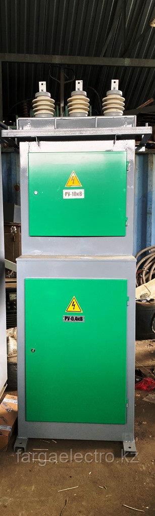 КТПС 63-100 кВА, Комплектная трансформаторная подстанция сельская КТПС 63-100 кВА, цена без Трансформатора!