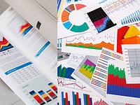 Цветная распечатка файлов на бумаге формата А4 толщиной 120-240 мм