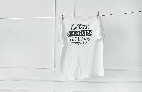 Нанесение рисунков на белые футболки (под ключ)