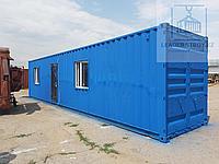 Жилой контейнер 40 фут под ОФИС, фото 1