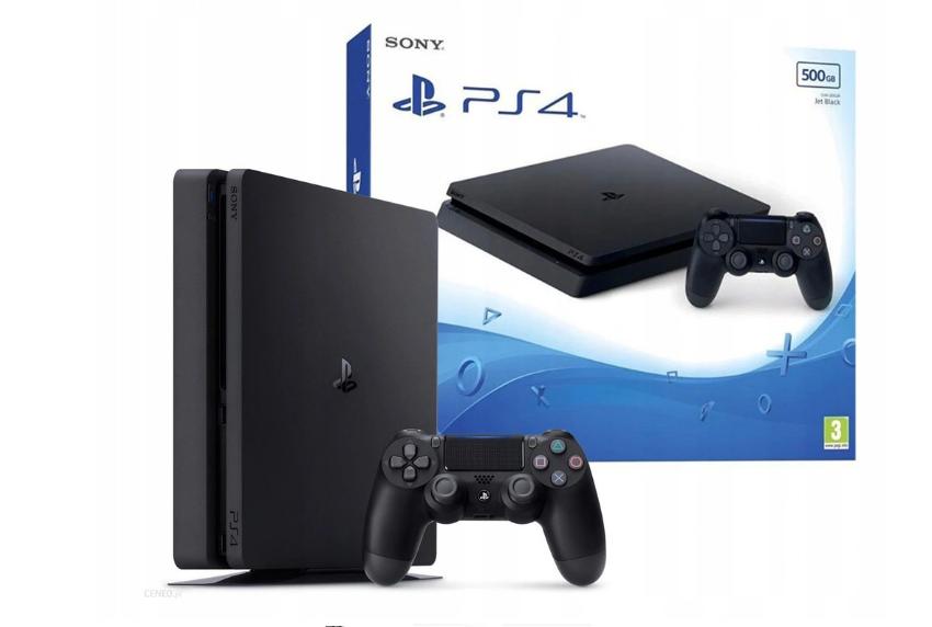 Консоль SONY PLAYSTATION 4 PS4 SLIM 500 ГБ