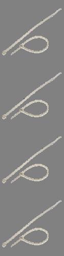 GT 200 IC Хомут пластиковый 200x3,6