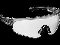STAYER GRAND Прозрачные, очки защитные открытого типа, регулируемые по длине дужки.