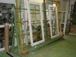 Стенд остекления и контроля Elumatec Verglasungseinheit Typ VE 3000