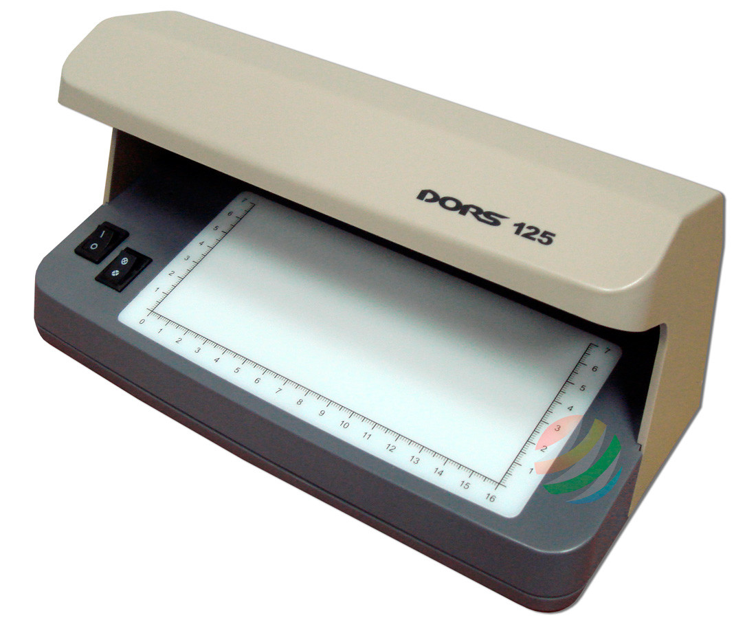Детекторы валют DORS 125 Ультрафиолетовый детектор