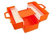 Укладки врача скорой медицинской помощи серии УМСП-01-Пм/2 (Габаритные размеры, мм: 440х252х340) без вложений