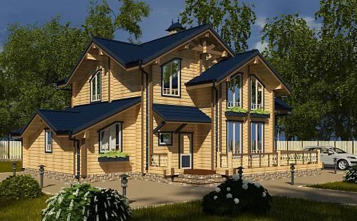 Проект дома №2254