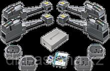 """Стенд """"развал-схождения"""" с датчиками CCD+ Kit. BEISSBARTH (Германия)"""