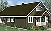 Проект дома №234, фото 2