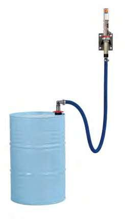Настенный набор для распределения антифриза и стеклоочистительной жидкости Meclube 029-1380-000