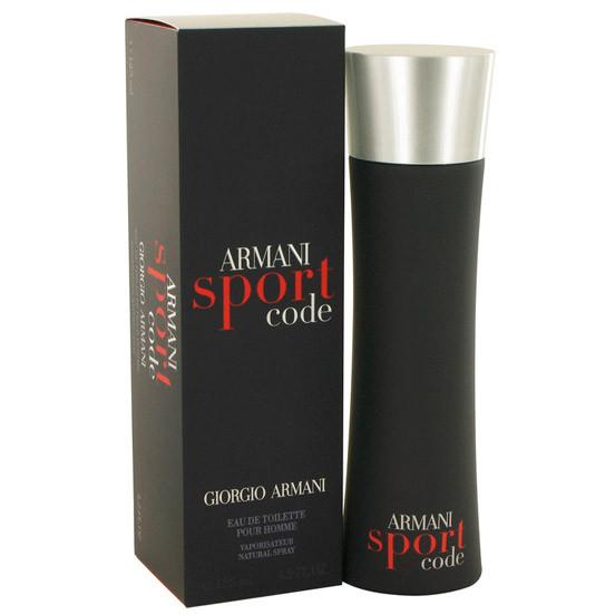 Armani Code Sport Giorgio Armani для мужчин 125 мл