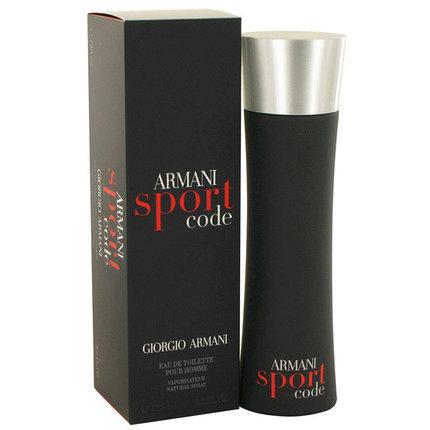 Armani Code Sport Giorgio Armani для мужчин 125 мл, фото 2