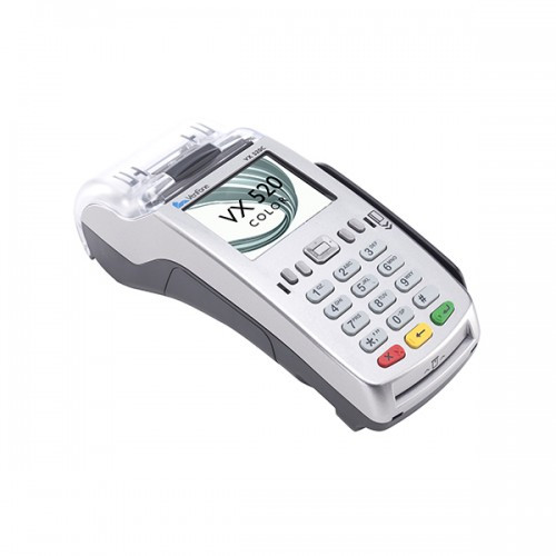 Pos-терминал Verifone Vx520 Eth/Dial-up NO CTLS