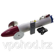 Торпеда рыбацкая с пультом (аккумулятор)
