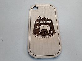 """Подарочная разделочная доска """"Hunting""""! Отличный презент для настоящих мужчин! Рассрочка. Kaspi RED"""
