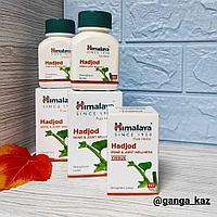 Хаджод (Hadjod, Himalaya) - растительный препарат при переломах, укрепление костей при остеопорозе, 60 таб