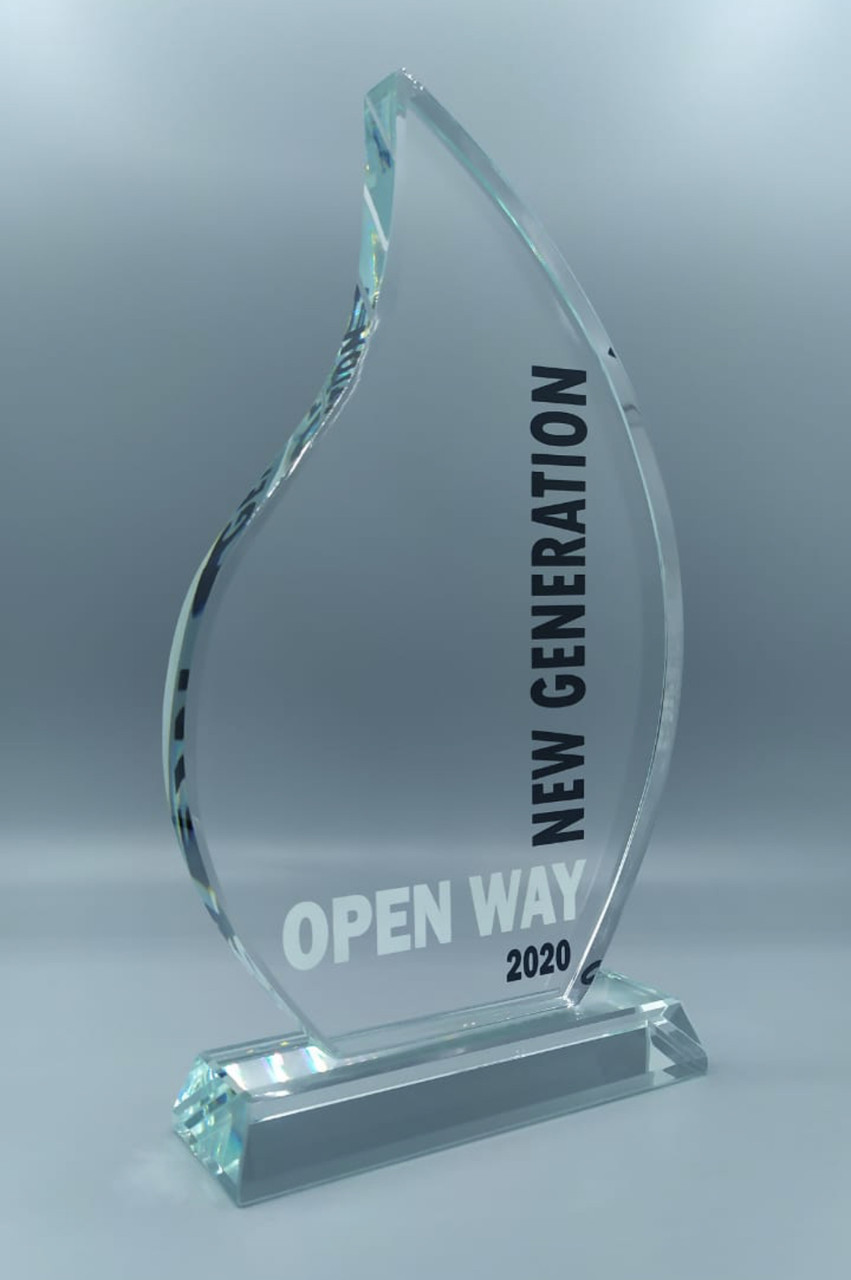 Награда стеклянная (BXP 29)