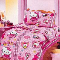 Детское постельное бельё Бантик, р-р 1,5 спальный