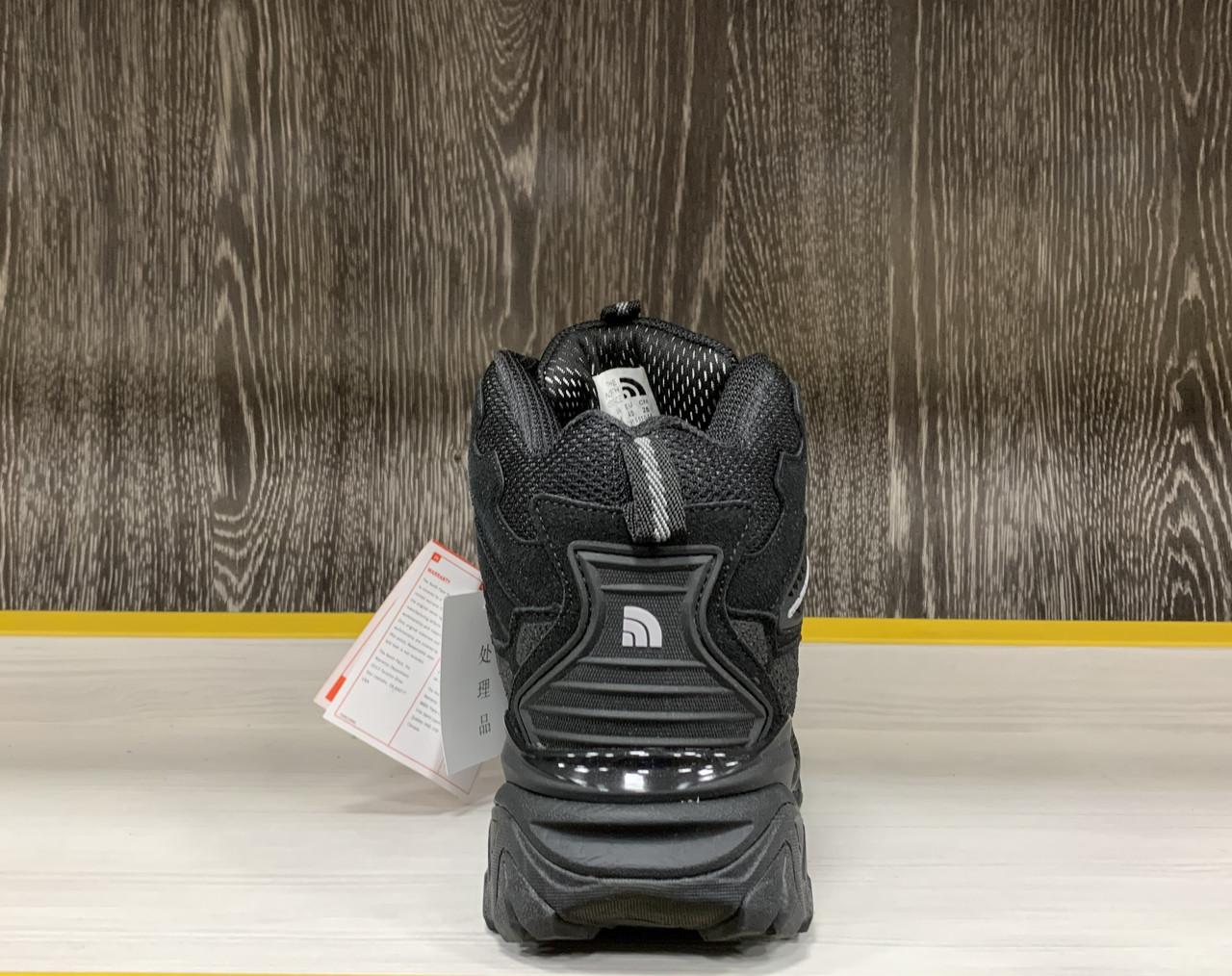 Ботинки зимние The North Face M HEDGEHOG HIKE II MID WP - фото 3