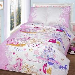 """Детское постельное бельё """"Королевство"""", р-р 1,5 спальный"""